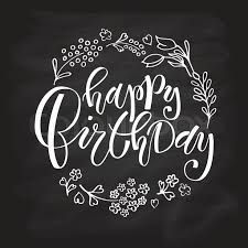 Image Result For Happy Birthday Fonts For Cards Happy Birthday