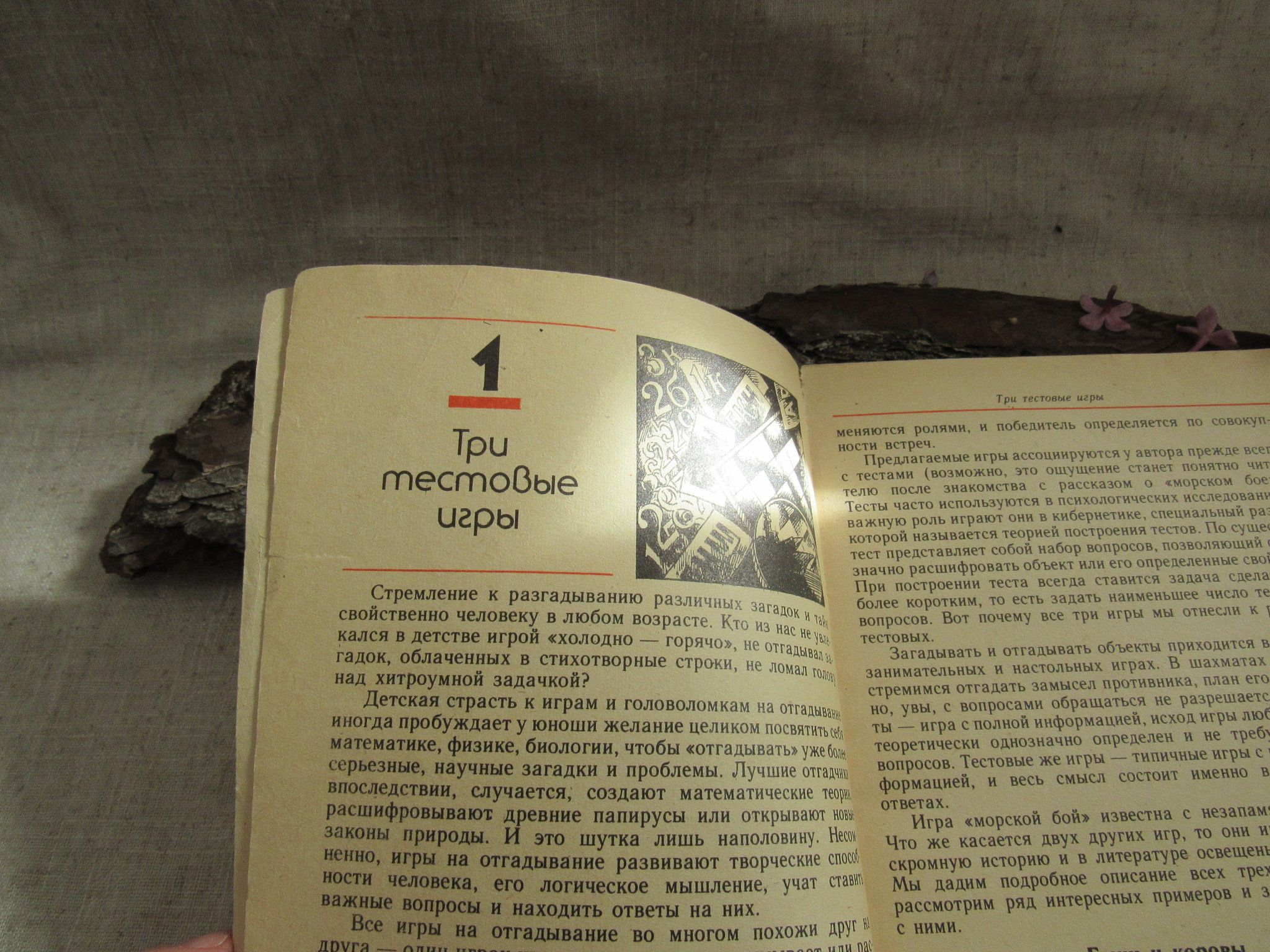 Brain games soviet era book in Russian Exciting math games vintage mathematical games and tasks book занимательные математические игры Soviet time book for any who loves brain games and maths! Many brain games in different themes, in Russian. The book has not his cover, other condition is very good. Size: 20 cm x 12,5 cm - 7 3/4 in x 5 in, 160 pages MATERIAL: paper All products are stored in a smoke free area. Colors may vary due to your monitor settings. READY TO SHIP! Please, visit my Crafts s