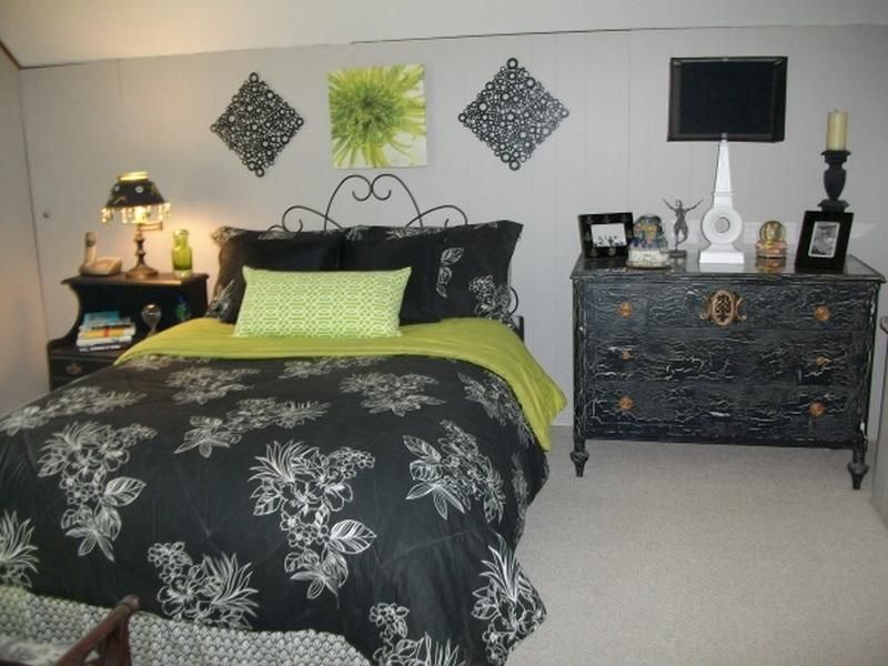 Lime green bedrooms image by Delaney Fisher on Paige's ...