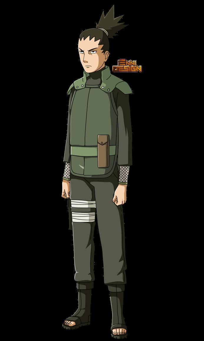 Naruto Shippuden Shikamaru Nara Shikamaru Hiden By Iennidesign