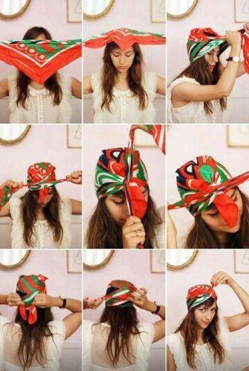Rosie The Riveter Hair Step By Step Google Search Panuelo En El Pelo Turbante Para El Cabello Accesorios Para El Pelo