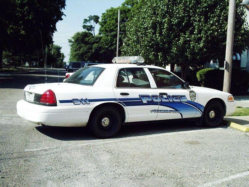 Farmington Il Police Ford Cvpi Police Cars Police Uniforms Police