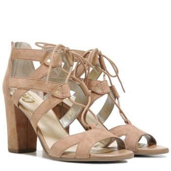 7fe118980401 Circus by Sam Edelman Women s Emilia Lace Up Dress Sandal at Famous Footwear