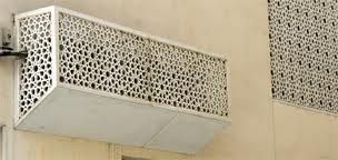 Decorative Window Air Conditioner Cover
