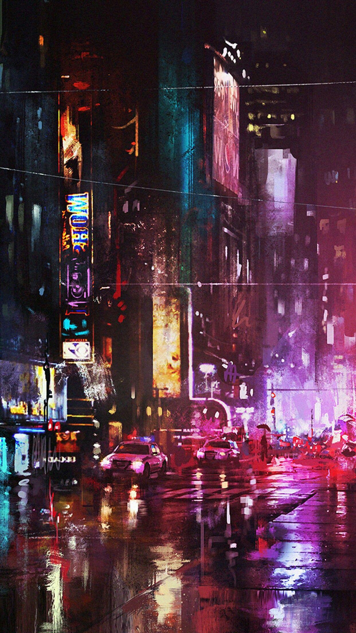 Blade Runner Iphone Wallpaper