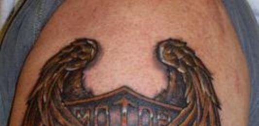 eb69c4573 25 Powerful Shield Tattoo Designs | Native art | Tattoo designs ...