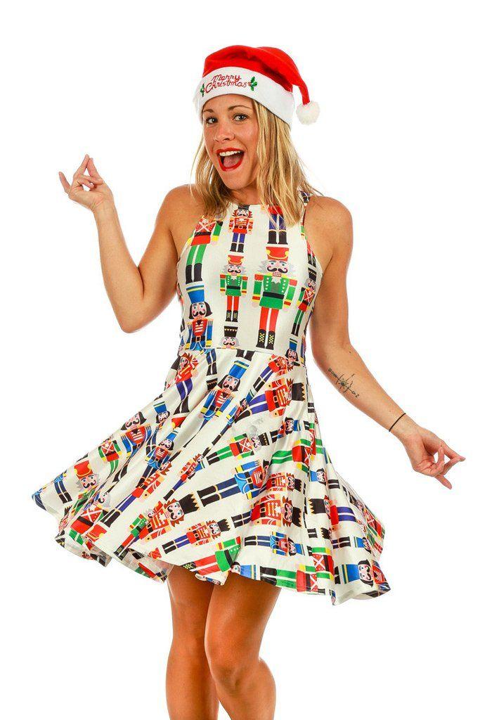 caa4227cd3cf The Nutcracker Ugly Christmas Dress r idea for a Nutcracker Ballet Noel