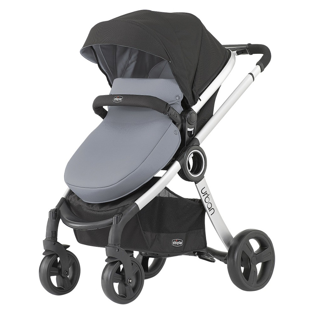 Chicco Urban Stroller Coal, Grey Urban stroller