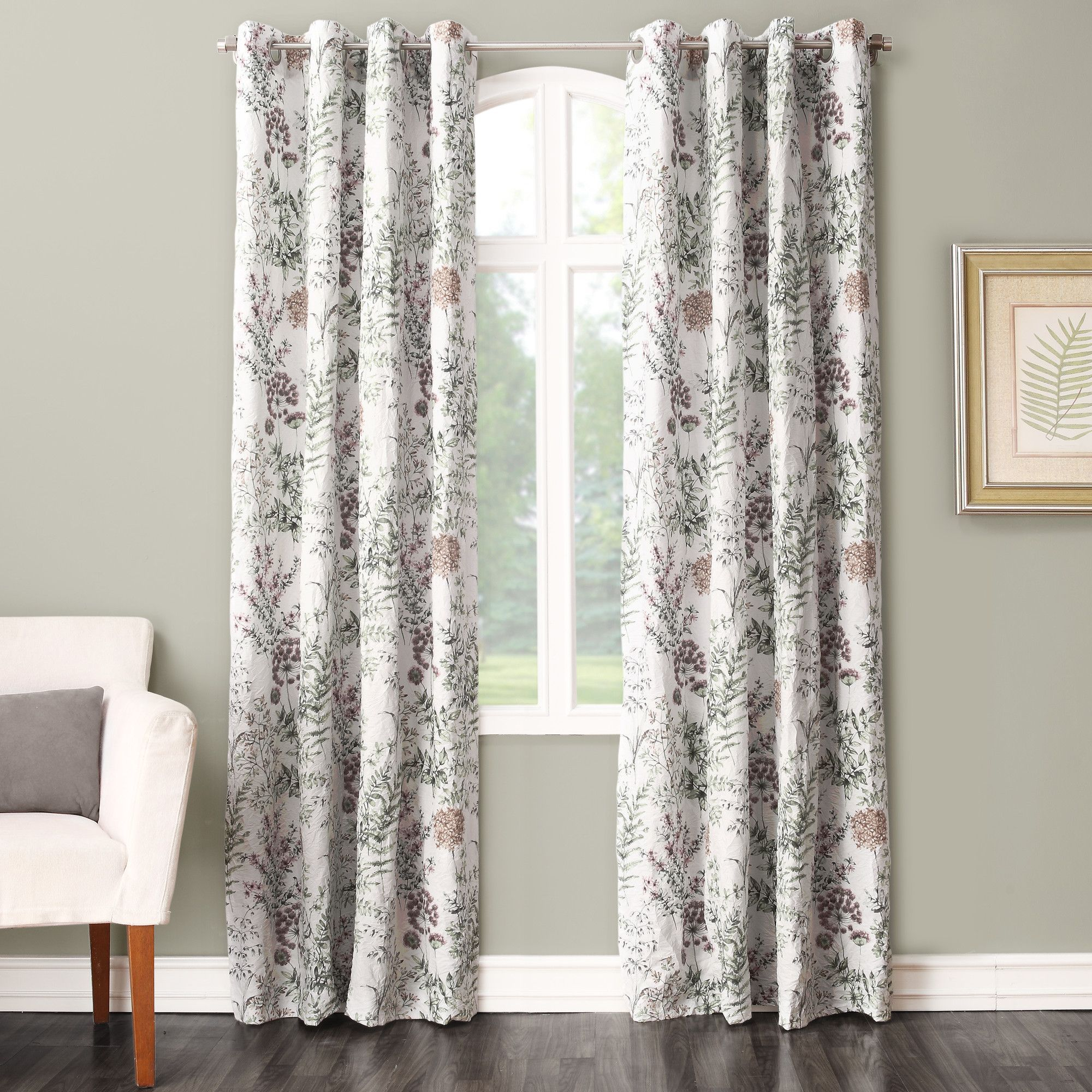 Dillon Single Curtain Panel