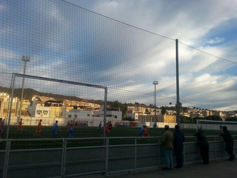 Campo de futbol de ciudad jardin