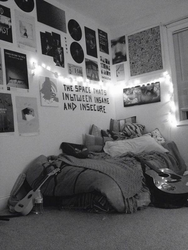 10 Cool And Enjoyable Grunge Bedroom Ideas Decorazilla