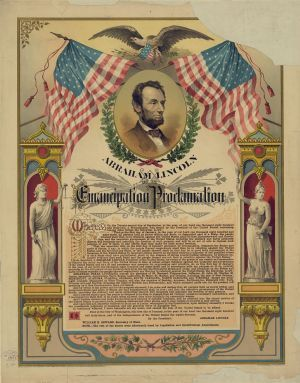 Abraham Lincoln Issued The Preliminary Emancipation