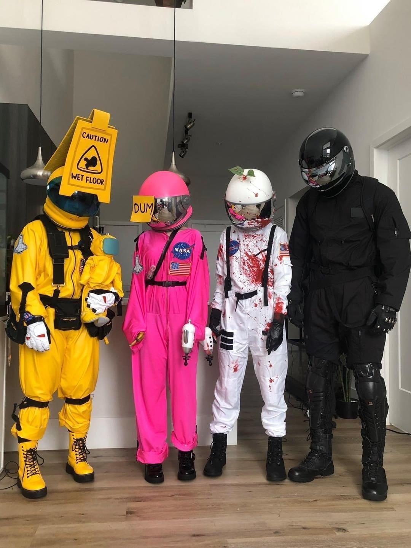 Among Us Halloween Costumes | Among Us