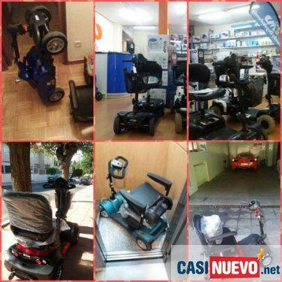 Tiendas De Scooter Electricos Para Mayores 915547905 En Tiendas