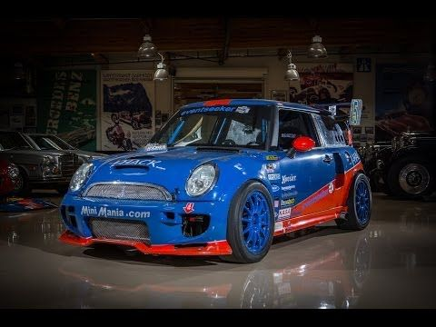 Jay Leno Drives Twin Engined 2002 Mini Cooper With 500hp Carscoops