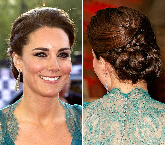 Wedding Hairstyle Kate Middleton : Kate middletons best hairstyles updo ideas