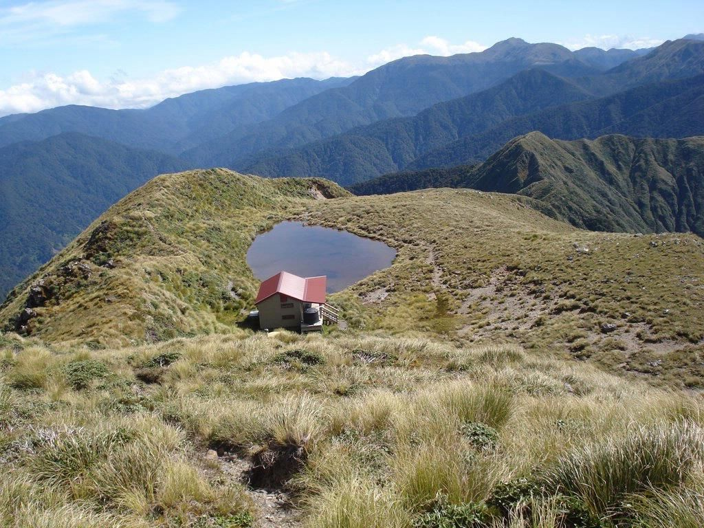 Maungahuka Hut, Tararua Ranges, NZ | Huts | Park, Hiking, Mountains