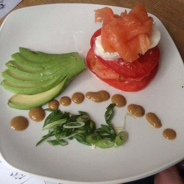 #healthies #salmontricolour #fishfactory #worthing #useitorloseit by Polly Bastow http://instagram.com/p/obVOu9MqwA/