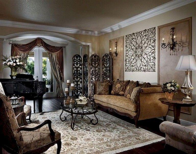 15 Optimum Traditional Living Room Decor Ideas And Makeover