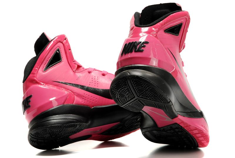 the best attitude 94a2d 6348e Quite Possibly the best pair of shoes ever manufactured.. Nike Hyperdunk  Highlighters Vivid Pink.