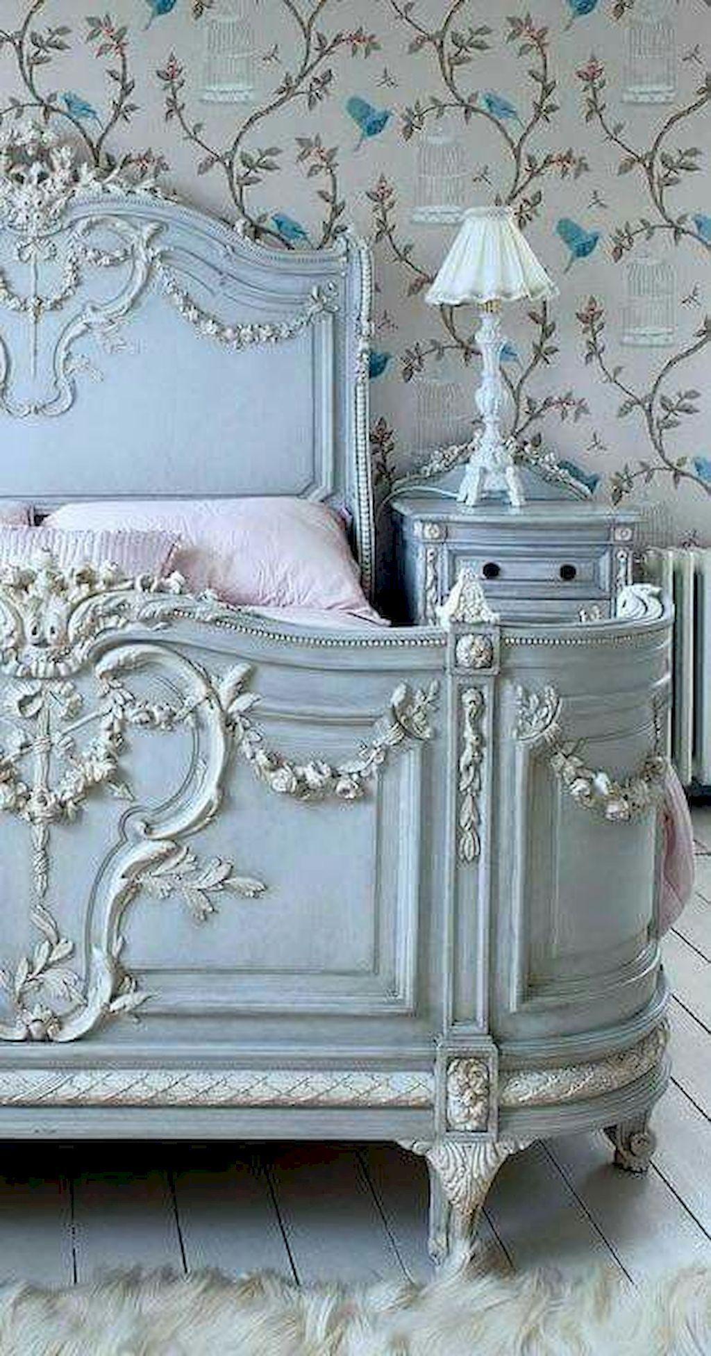 Romantic shabby chic bedroom decorating ideas 2 romanticbedroomslighting