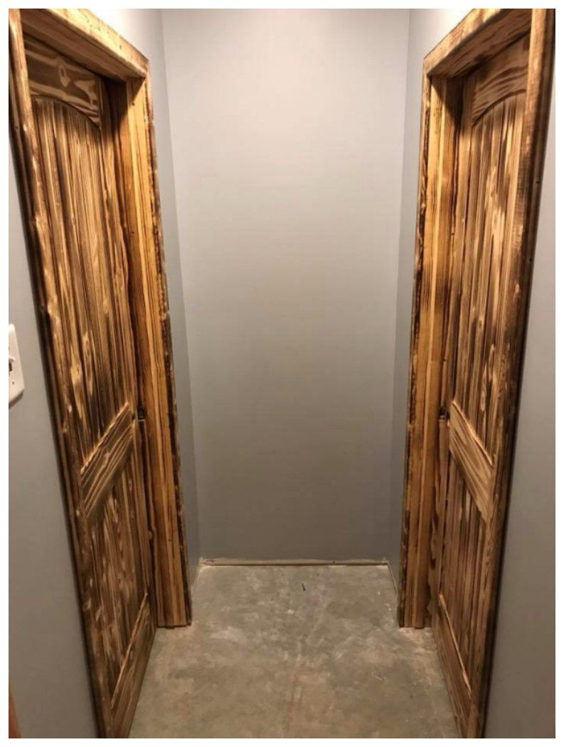 Burnt Wood Door Design Idea Wood Doors Interior Wood Doors Burnt Plywood Floor