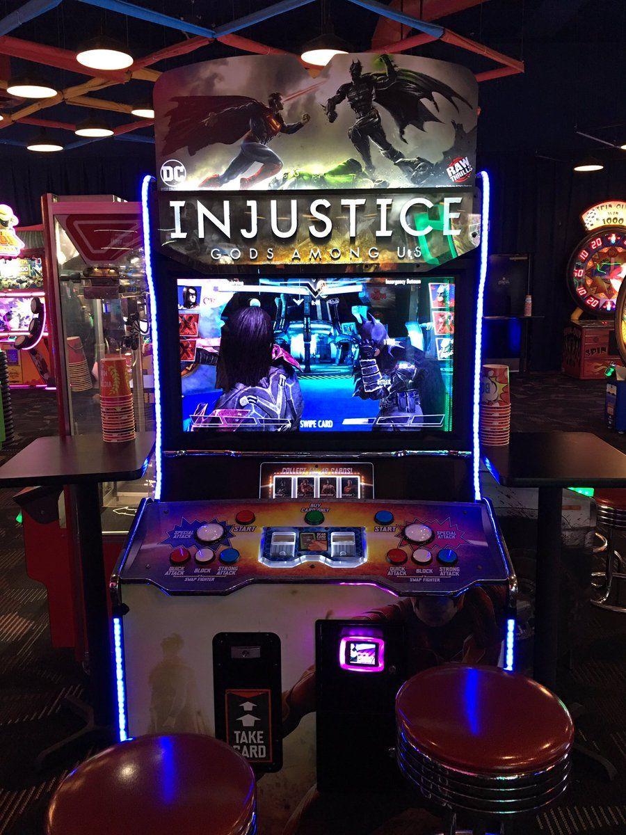 Raw Thrills Has Begun Testing An Arcade Version Of The