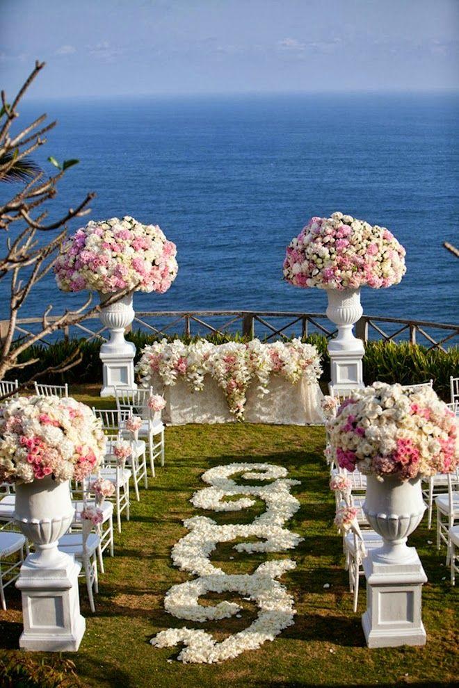 Casamento civil. #casamento #civil #mar #decoração