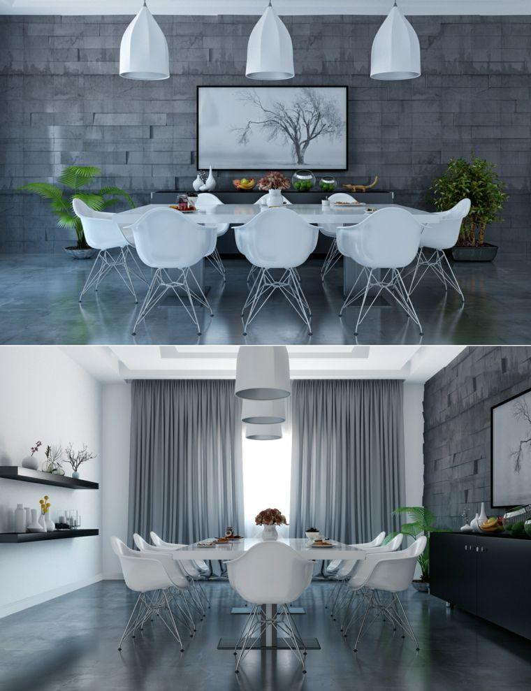 Sale da pranzo moderne, stili incredibili con funzionalità ...