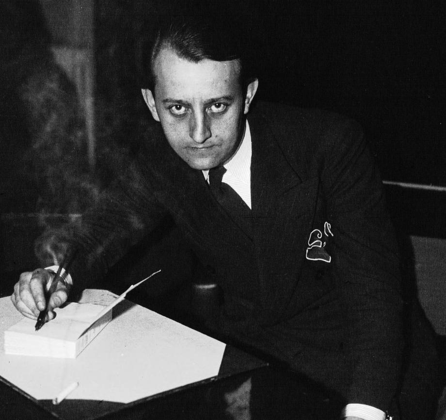 Lettre de André Malraux à Louis Pralus : «Un poète est un chercheur de trésors»