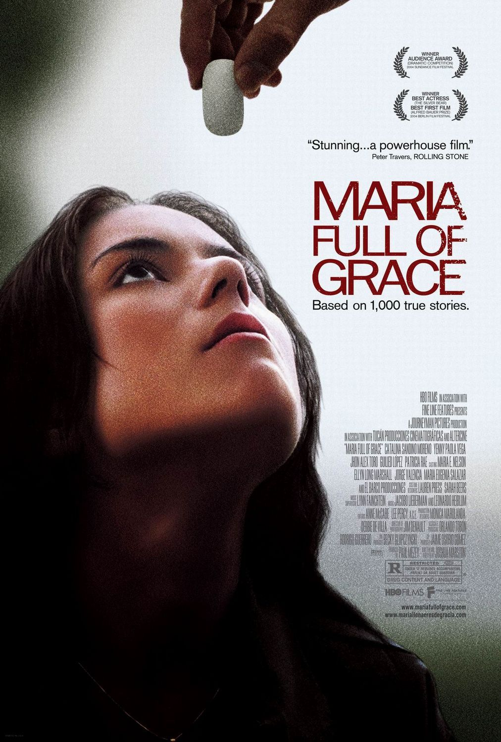 maria full of grace starring catalina sandino moreno guilied maria full of grace starring catalina sandino moreno guilied lopez orlando tobatildesup3n