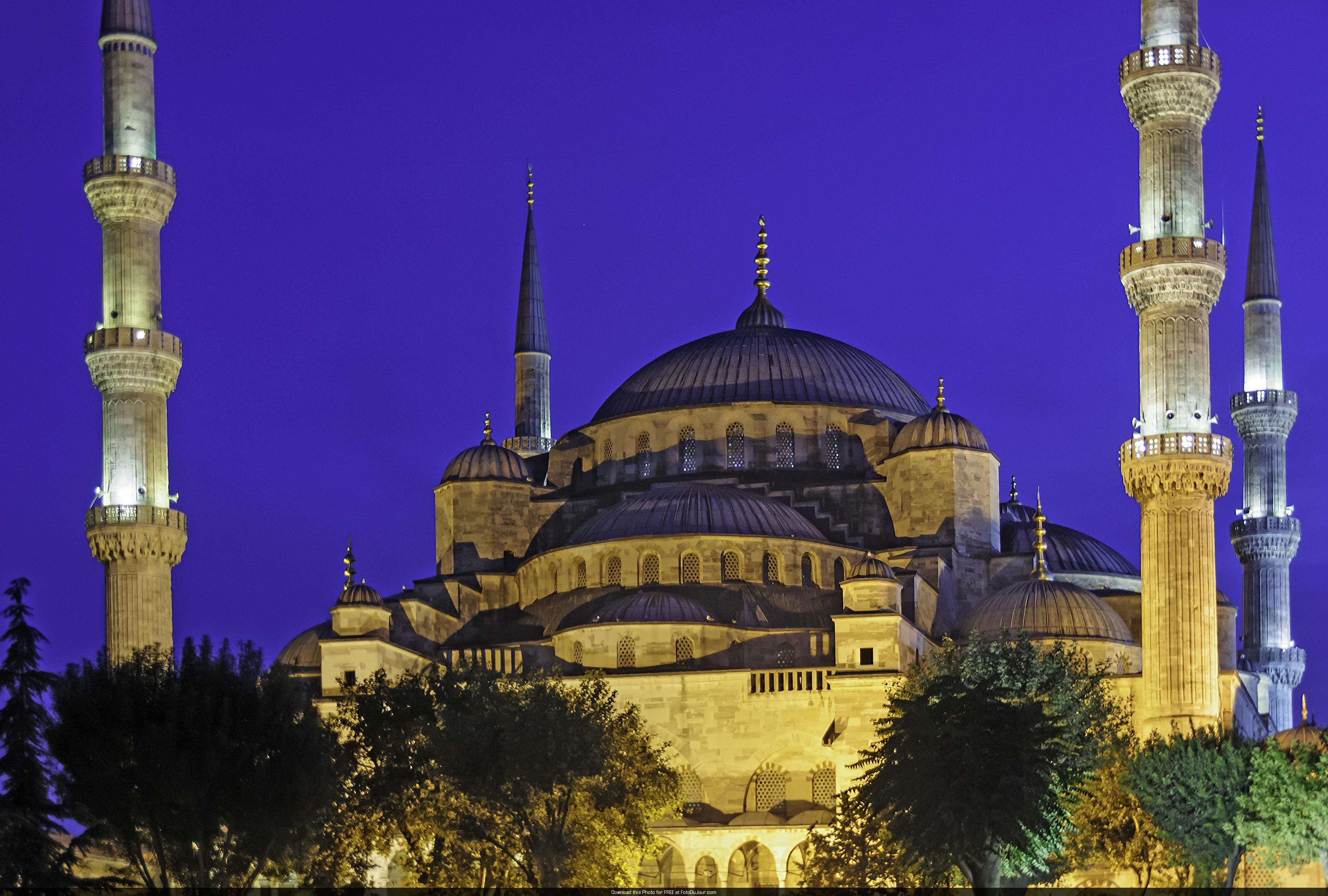 mosques in europe - Google Search | Blue mosque, Street ...