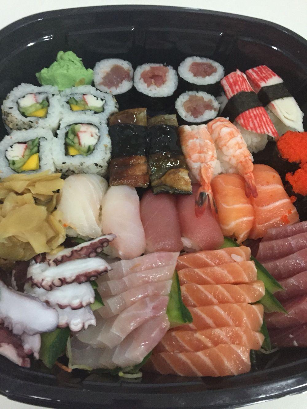 Sushi - Restaurante sushi Dara Rio de Janeiro Cidade maravilhosa