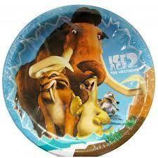 Ice Age 2 9 Dinner Plates - 8 Count by Hallmark, http://www.amazon.com/dp/B000LVMU60/ref=cm_sw_r_pi_dp_HmuIrb1105DCJ