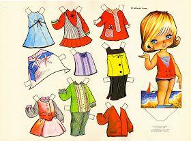 Kathleen Taylor's Dakota Dreams: Thursday Tab- Victoria, Spanish Dolls from 1979 #spanishdolls