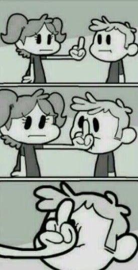 Você é uma garota, deveria ser mais educada!