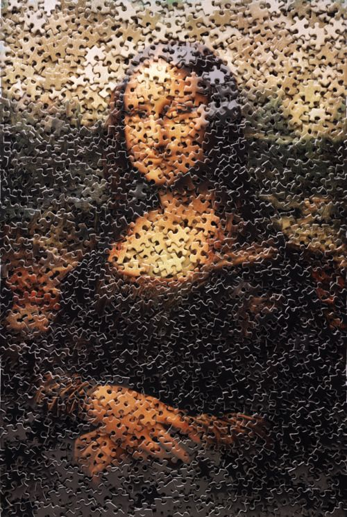by Vik Muniz.