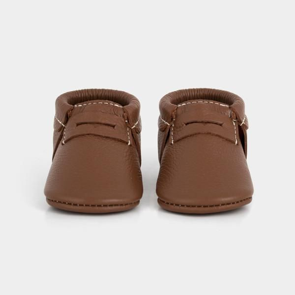67eed22f9f4 Cognac Penny Loafer. Baby Moccasin Ideas Toddler Shoes ...