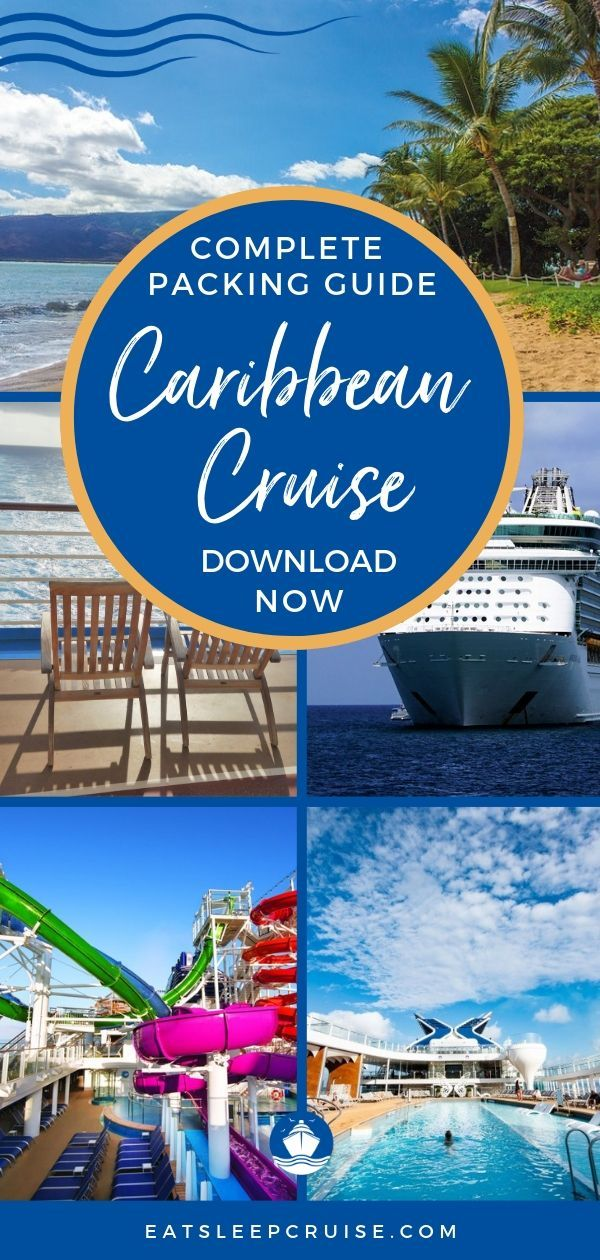 Complete Caribbean Cruise Packing Guide #summercruiseoutfits