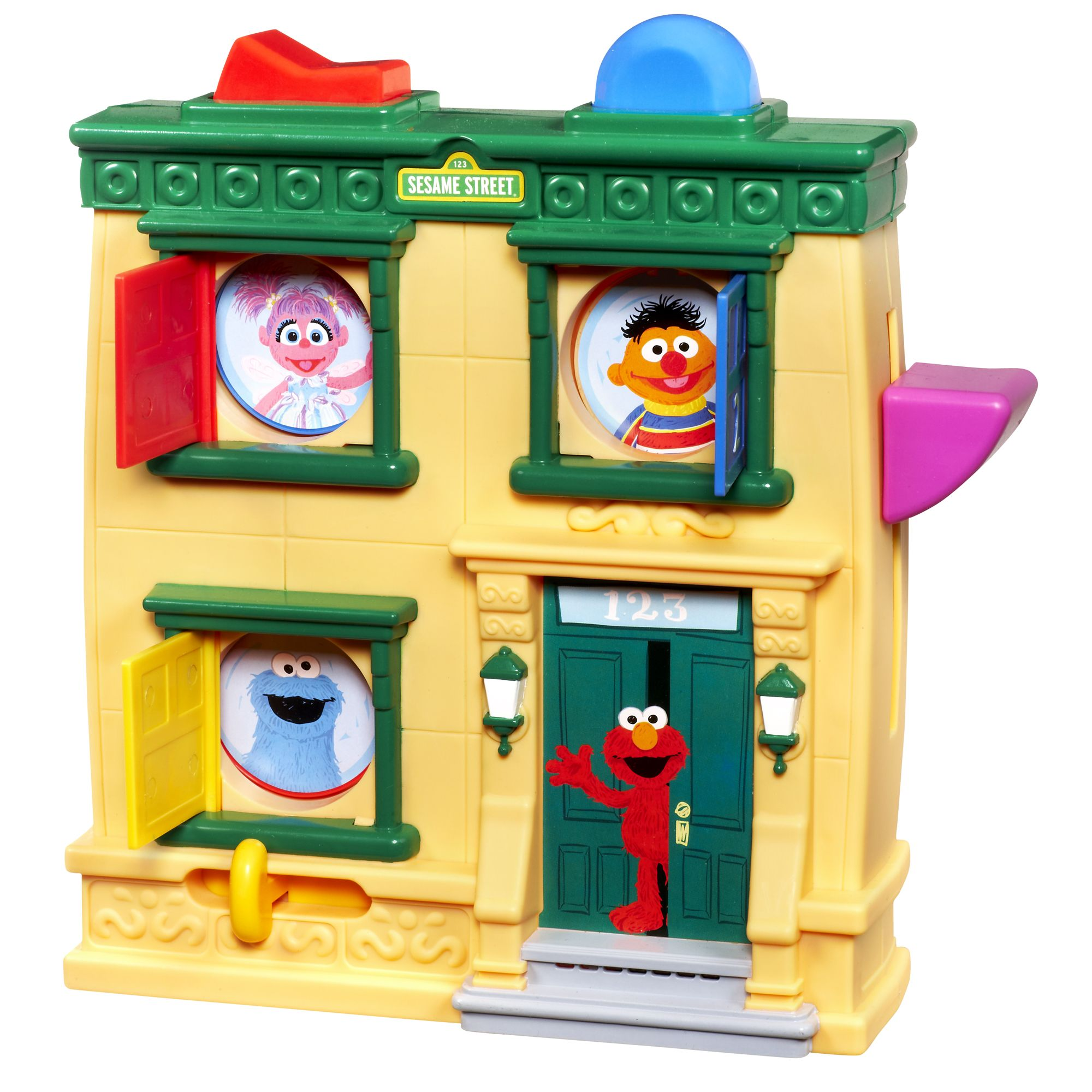 Sesame Street Playskool Hide 'N Seek Pals Playset Elmo