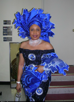 More Of Selun Gele Nigerian Head Tie Artist African