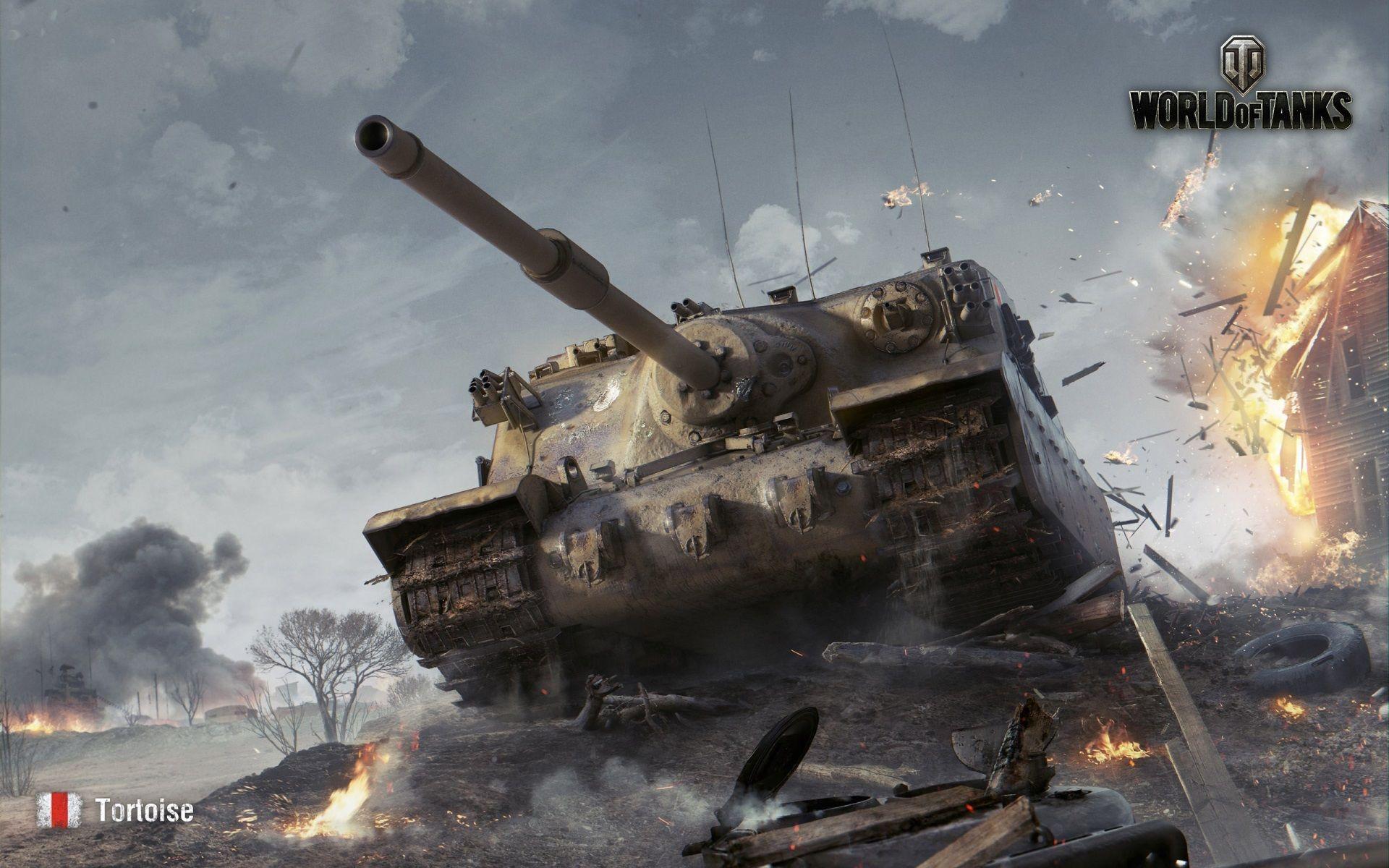 War Tanks Wallpapers