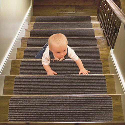 Best 14 Pack 8 X30 Stair Treads Carpet Indoor Anti Slip St 400 x 300