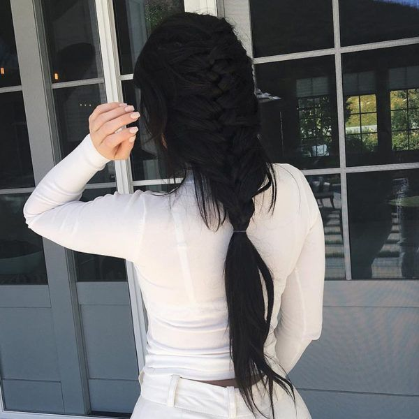 Photo of These Are The Most-Liked Celebrity Braids On Instagram