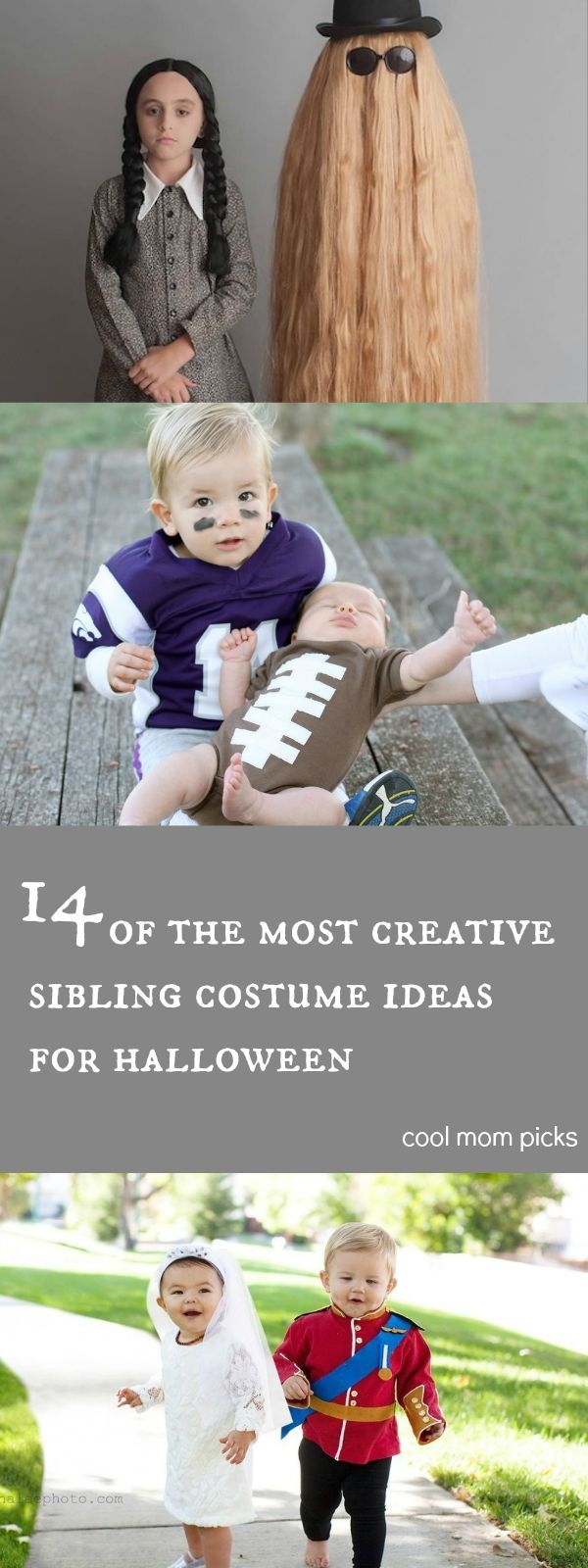 14 Cool Insanely Creative Sibling Costumes