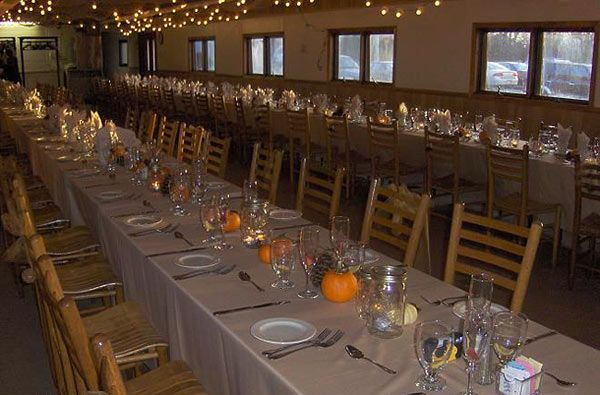 Have An Outdoor, Picnic, Family Style Wedding Ceremony And