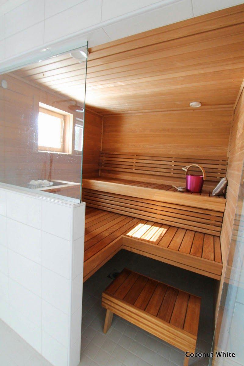 Coconut White: Meidän kodin sauna esittelyssä!