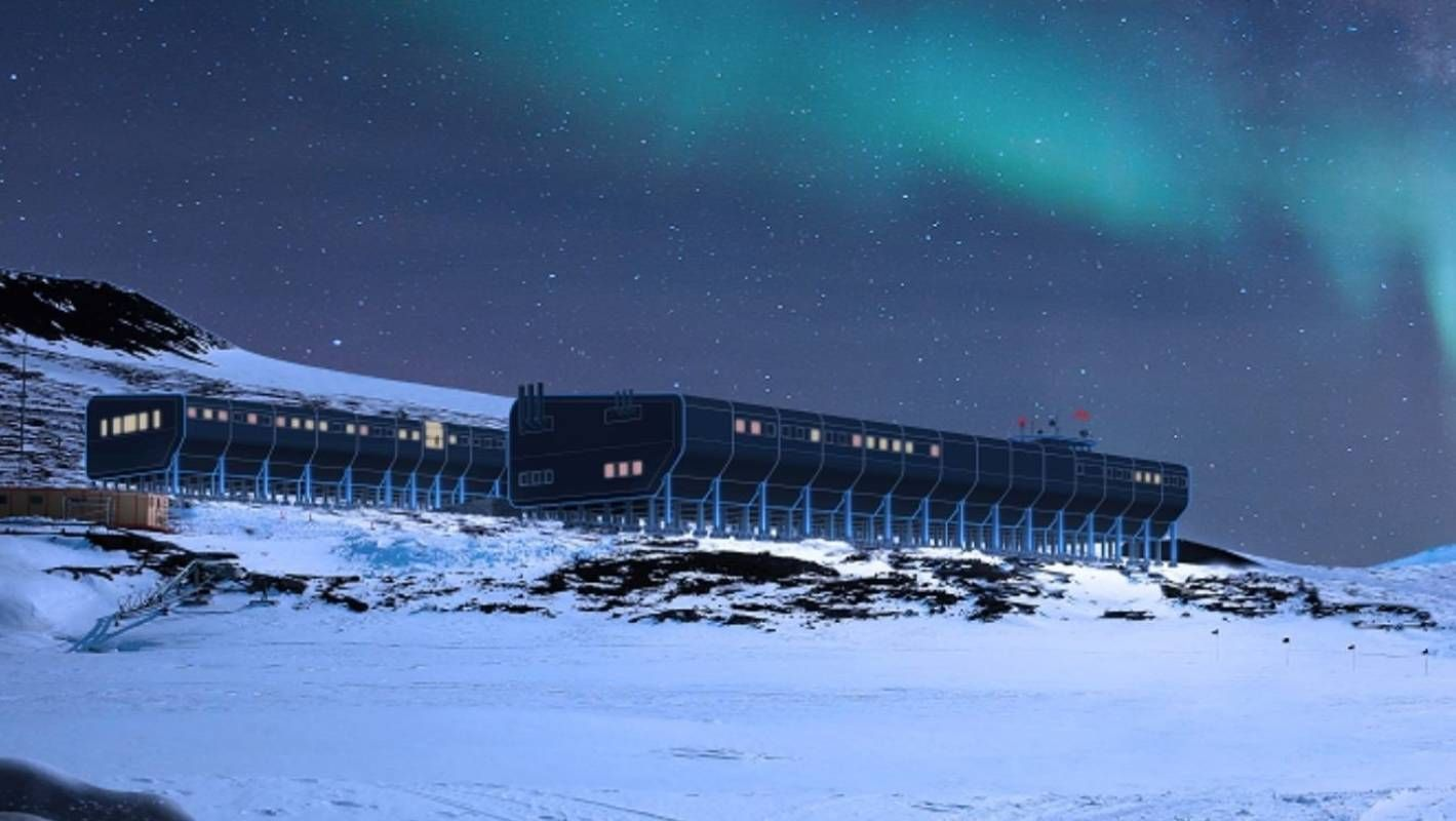 Antarctica's Scott Base rebuild to cost 250 million in