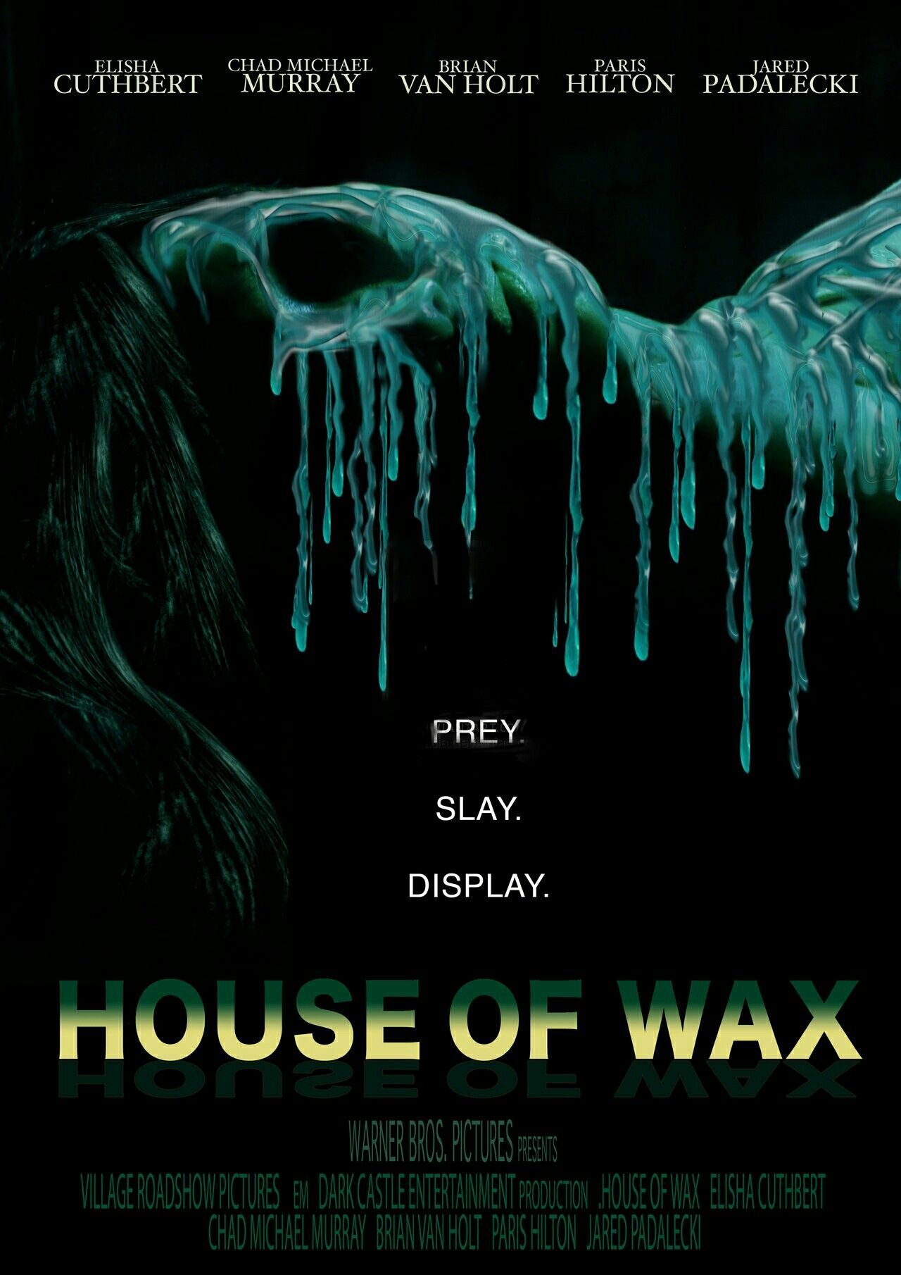 house of wax film