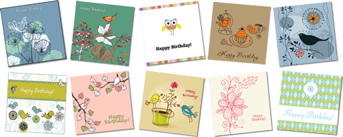 Happy Birthday Card Templates Free Awesome Free Printable Greeting Cards  Sketches And Quotes  Pinterest .